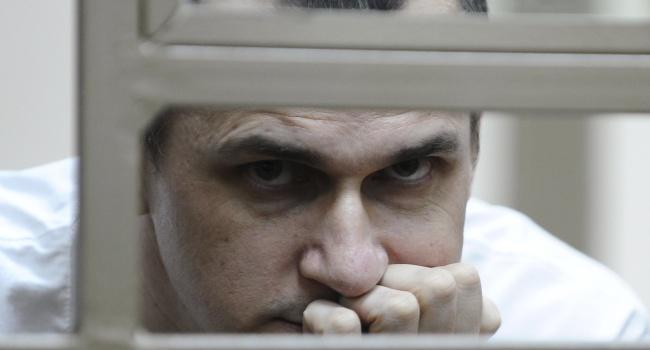 В России опять отказались помиловать Сенцова