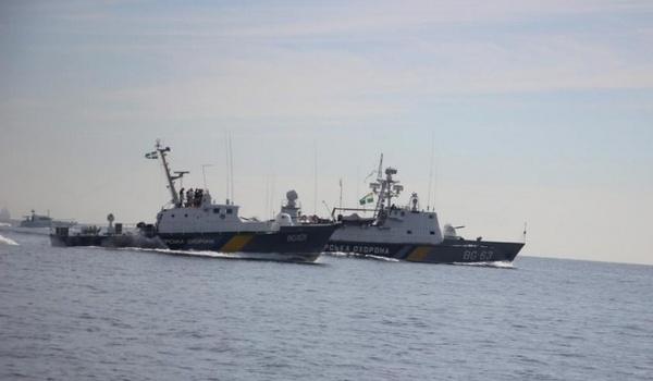 Евросоюз обвинил Россию вблокировке судоходства через Керченский пролив