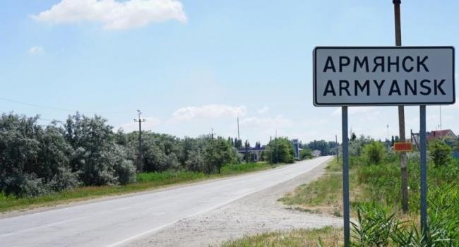 Из-за экологической катастрофы в Крыму Украина вынуждена принять резкие меры