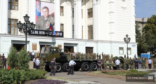 Взрывчатка была заложена не только в кафе «Сепарь»: стало известно, что Захарченка могли убрать намного раньше