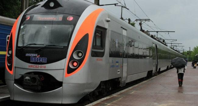 Омелян рассказал, когда запустят поезд Мукачево – Будапешт