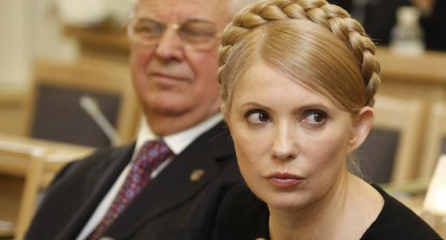 Сазонов: поддержка Кравчука – сильный ход. Ждем, когда не только политические, но и другие проститутки заявят про поддержку кандидата