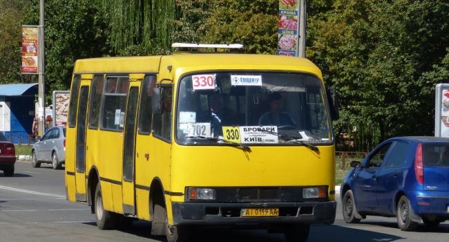 Киевлян предупредили о новом подорожании проезда в маршрутках