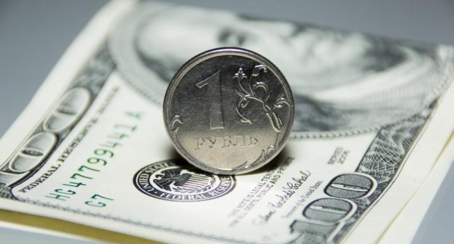 Политик объяснил, к чему приведет обвал российского рубля