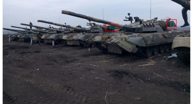 Россия перебросила новые танки на оккупированный Донбасс, - ОБСЕ