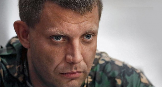 Цимбалюк: мой прогноз следующий – Захарченко больше никто, никогда не вспомнит