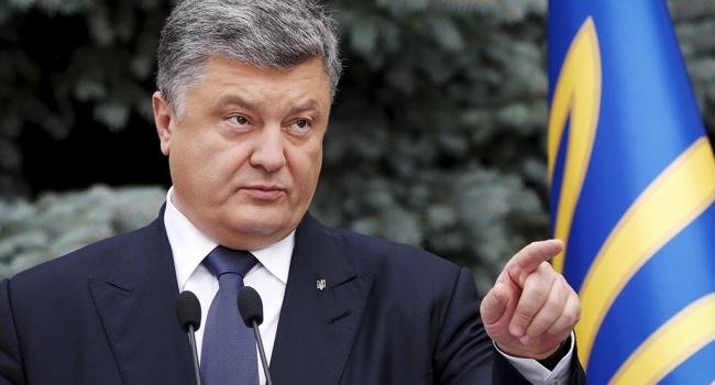 Порошенко о вступлении Украины в НАТО и Евросоюз: Мы у Путина ничего спрашивать не будем