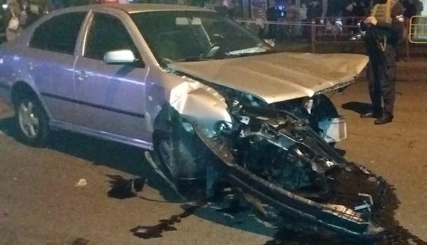 Полиция задержала водителя, совершившего накануне в Одессе смертельное ДТП