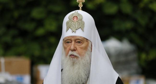 Необходимо как можно быстрее обеспечить охрану Филарета и экзархов, направленных в Киев Вселенским Патриархом, – Тыщук