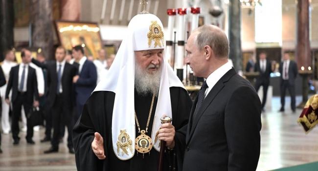 В Кремле и РПЦ уже давно вынашивают идею Москвы-Царьграда, поэтому объявили войну Константинополю, – журналист