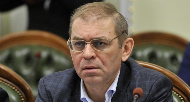 Журналист: Луценко начал готовить дело против Пашинского