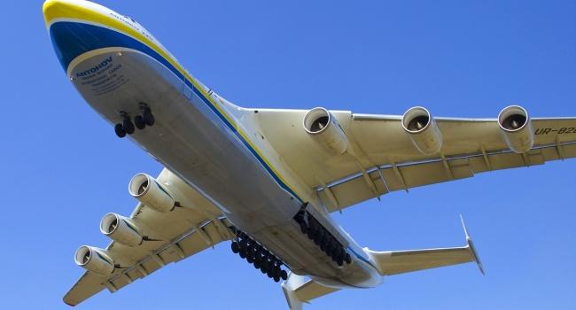 Пономарь: Экипаж «Мрии» преодолел расстояние почти в 10 тысяч километров без посадки