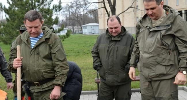 В «ДНР» убрали соратников Александра Захарченко: распиливали бюджет