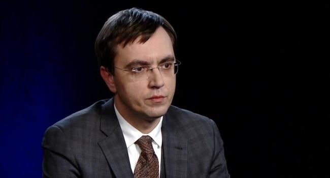 Омелян: в Кабмине не все поддерживают идею прекратить железнодорожное сообщение с Россией
