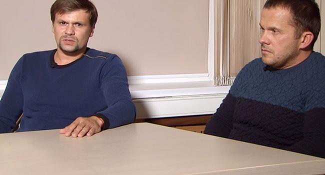 Арестович об интервью с подозреваемыми в отравлении Скрипалей: жалкая клоунада мокрушников тротуарного разлива