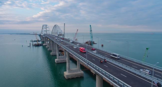 Портников: жители Сахалина просят Путина тоже мост, а в ответ тишина – Крымского хватит на всю Россию