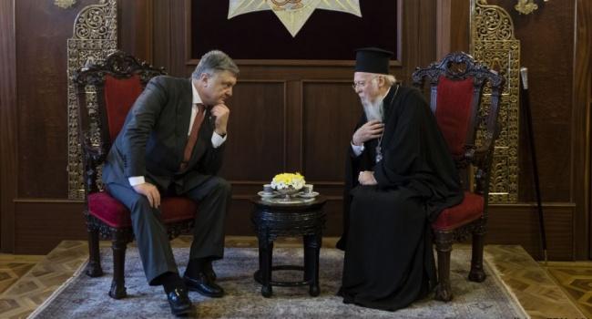 Карпенко: вот что «хунта» в Украине наделала – мало того, что томос УПЦ добыла, так еще и РПЦ в нелегалов превратила