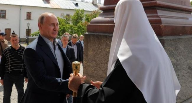 Цимбалюк: создание Украинской Поместной церкви Патриарх Кирилл мог остановить в 2014-м году