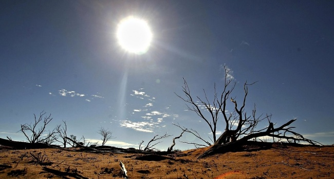 Эксперт об изменении климата: всё будет разрушаться