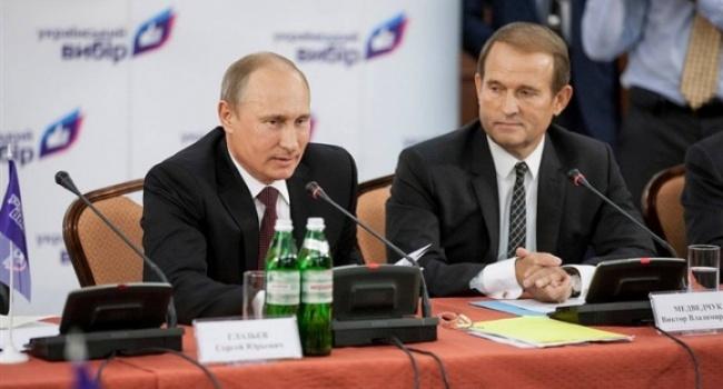 Грызлов объявил, чтоРФ проведет «выборы» вДонбассе— Геращенко