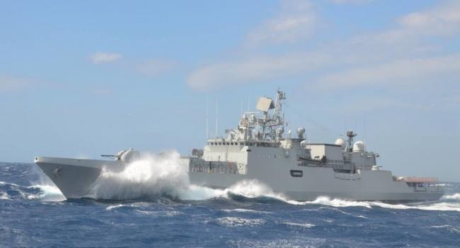 Индия купит у России новейшие фрегаты за 2 млрд долларов