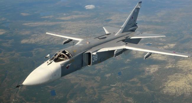 Великобритания  иФранция подняли боевые самолеты из-за русских  истребителей над Северным морем