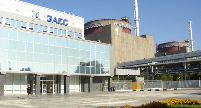 На Запорожской АЭС отключили один энергоблок