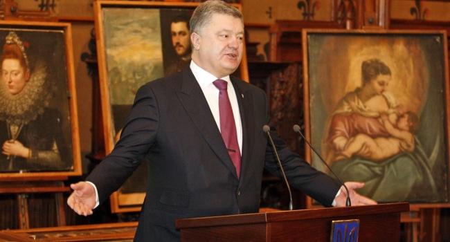 «Марионетки Путина» лишили Порошенко звания почетного гражданина Вероны,— посол
