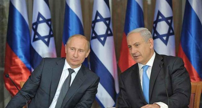 Путин отчитался перед Нетаньяху за поставки С-300 в Сирию