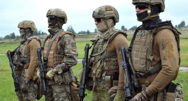 ВСУ мощно ответили на обстрел боевиков Л  ДНР