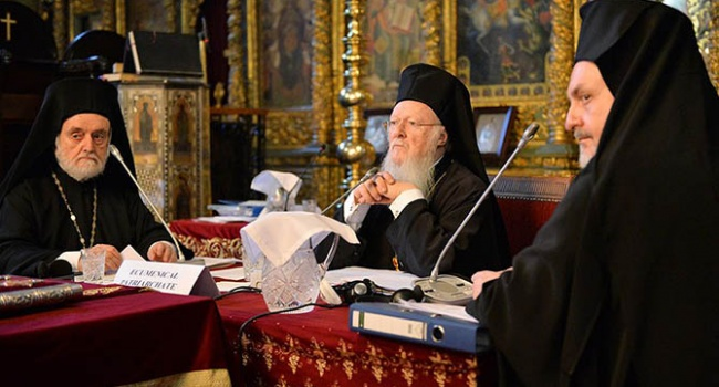Константинополь осадил УПЦ МП, заявив, что вообще не понимают, кто подал голос из Украины, с кем вести диалог