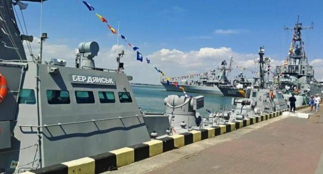 Названы приоритетные задачи ВМС в Азовском море