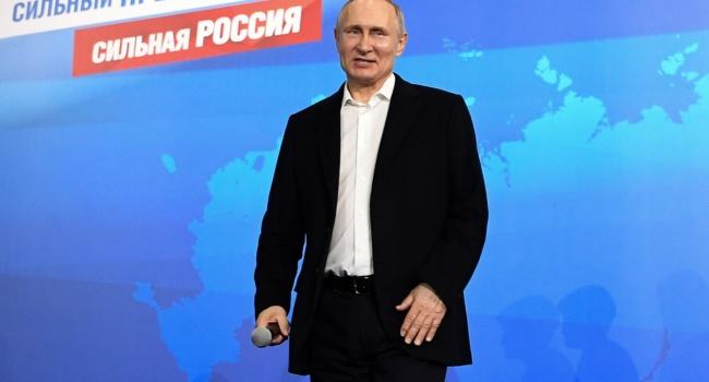 Путин – вехи не законченного пути