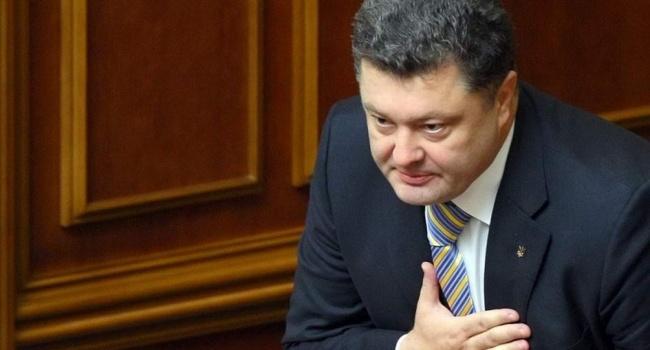 Порошенко поблагодарил Владимира Путина  зато, что Украина стала «более европейской»