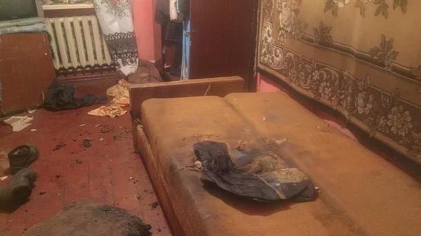 В Киевской области заживо сожгли мужчину