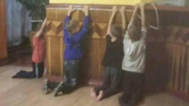 В санатории на Хмельниччине воспитатель издевался над детьми