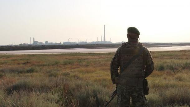 До материковой Украины дошло ядовитое облако выбросов в Армянске