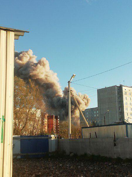 Очередное ЧП в России: на заводе по производству пиротехники прогремел мощный взрыв, есть жертвы