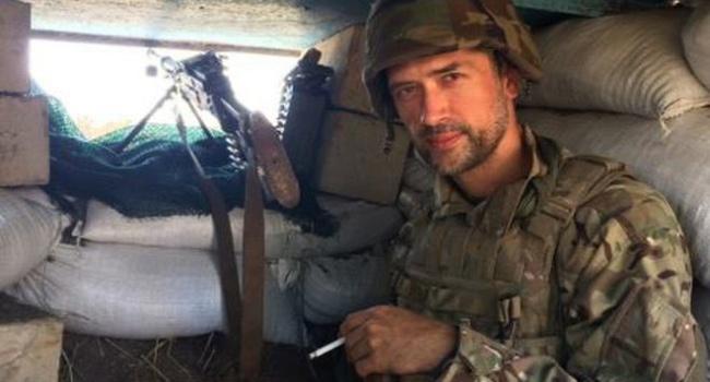 «Мне угрожали!»: российский актер, воюющий за Украину на Донбассе, предъявил громкое обвинение СБУ