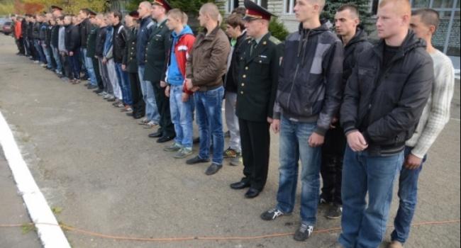 70% призывников Ужгорода не явились в военкомат