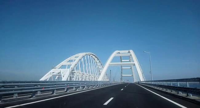 Ротенберг объяснил, почему обрушилась часть Крымского моста