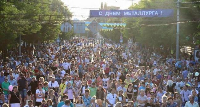В Мариуполе говорят: «Я поехал в Украину», – Тышкевич