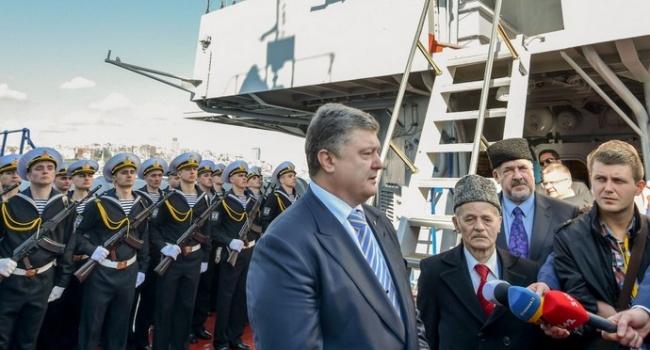 Принадлежащий Порошенко завод «Кузня» получил от флота многомиллионный контракт