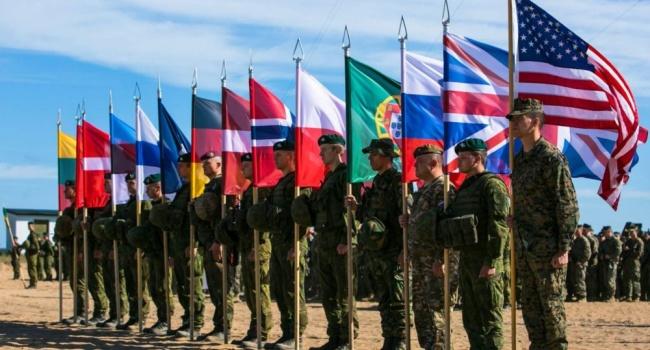 Пономарь: начинаются крупнейшие военные учения НАТО с участием украинских военных