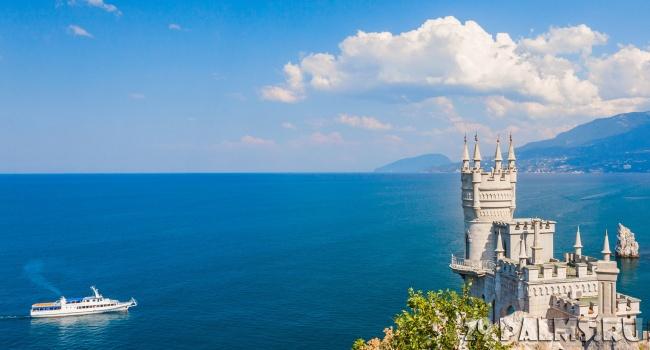 Власти аннексированного Крыма заявили о рекордном турпотоке