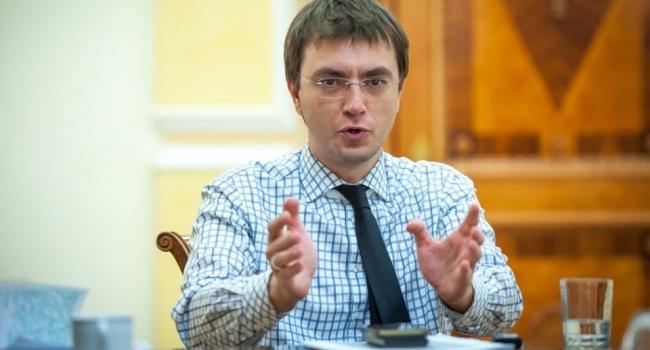 Владимир Омелян: министр-мечтатель hyperloop