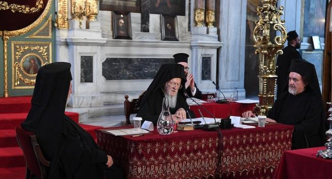 Политолог: первопатриархом на любом празднике теперь будут чествовать Варфоломея, Вселенского патриарха, а не Кирилла