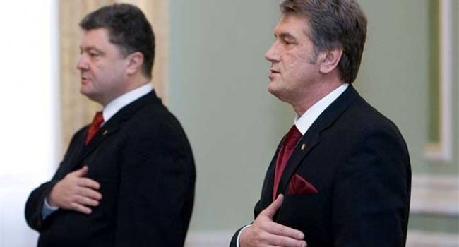Ющенко разъяснил , почему Украине важно дружить сРФ