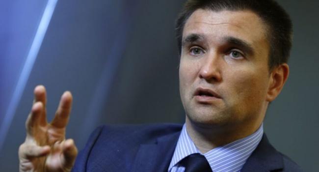 В УПЦ МП заявили, что Климкин является «московской агентурой»