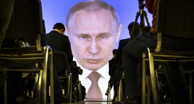Блогер: в 2014-ом фортуна от серого, никчемного Путина просто отвернулась
